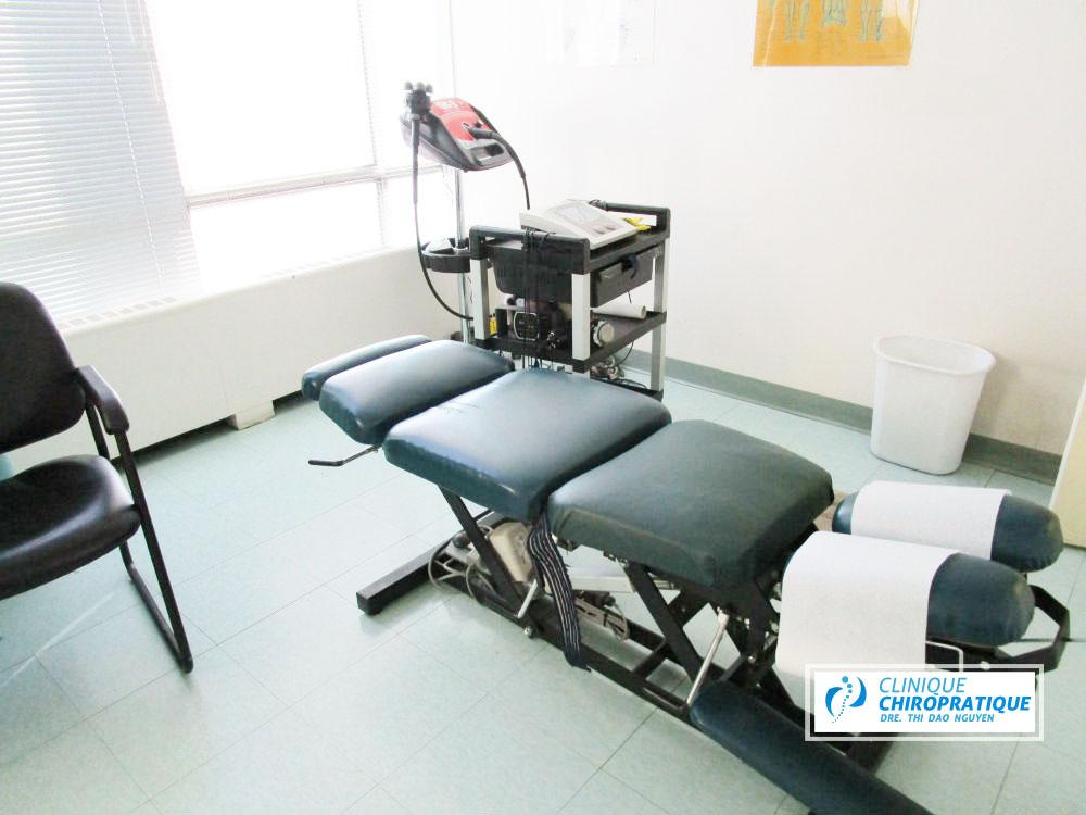 chiropracteur montréal soulage un mal de dos